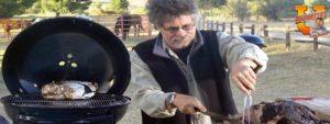 Steven Raichlen Grill Master