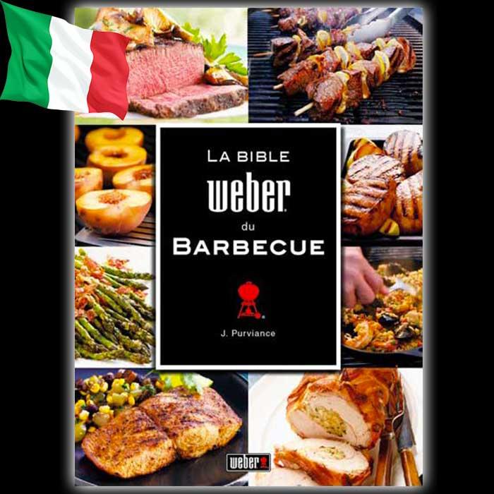 Multicolore Weber Ricettario la Bibbia del Barbecue-Libri Unica