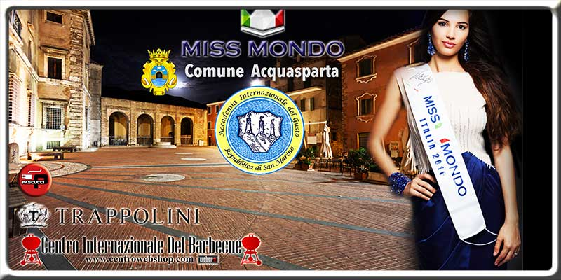 Miss Mondo Acquasparta