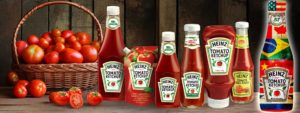 Heinz Salse Barbecue e Ketchup