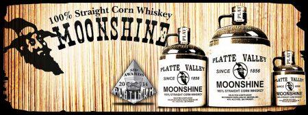 Whiskey Platte Valley Moonshine