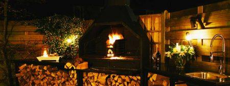 Barbecue a Legna - Carbone