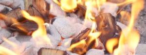 Chunks legna grande per Affumicare