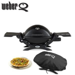 Barbecue Weber Gas Q | Barbecue a Gas Weber originali, promozioni ...