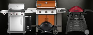 Barbecue Weber Gas