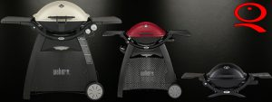 Barbecue Weber Gas Q
