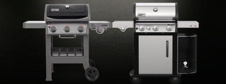 Barbecue Weber Gas Spirit