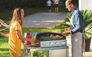 Barbecue a Plancha