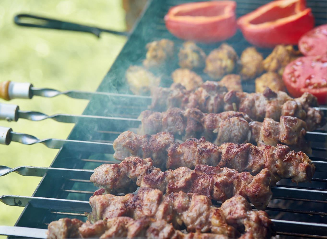 Barbecue americano e barbecue italiano: ecco le differenze