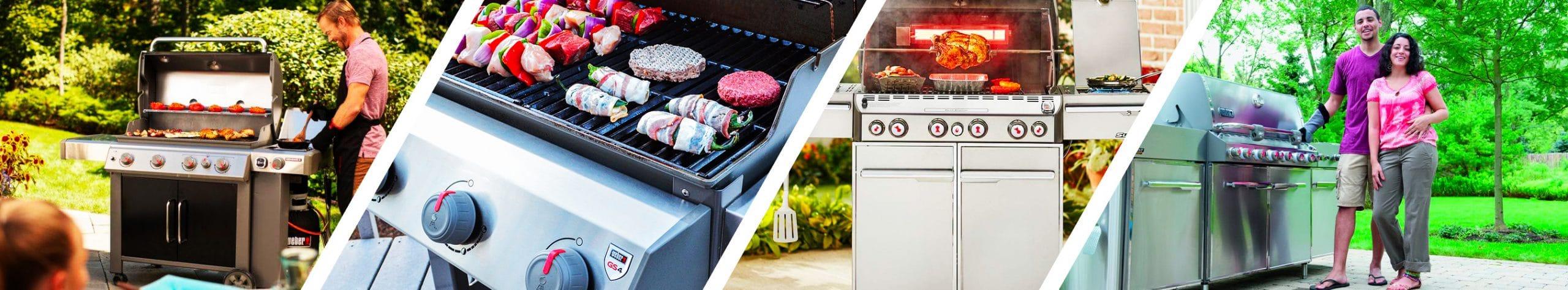 Barbecue Weber Gas