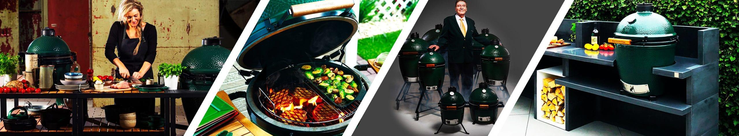 Barbecue Big Green Egg