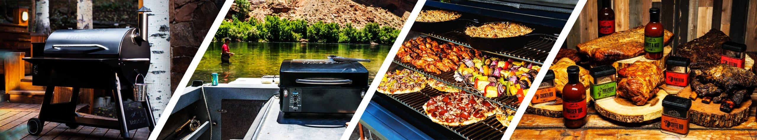 Traeger Barbecue a Pellet