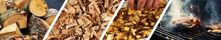 Chips legnetta piccola per Affumicare